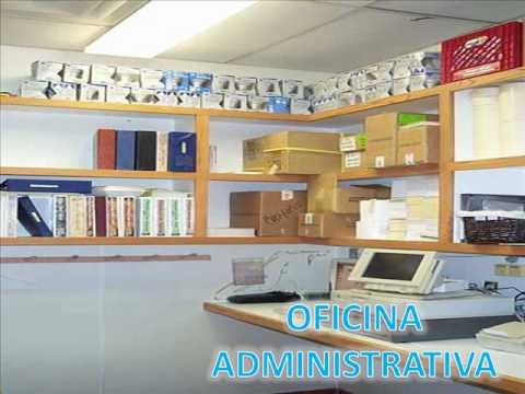 oficina administrativa youtube