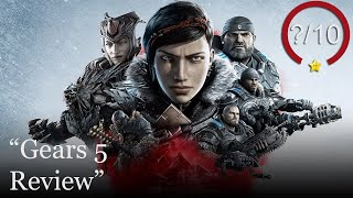 Gears 5 Review [Xbox One & PC] (Video Game Video Review)