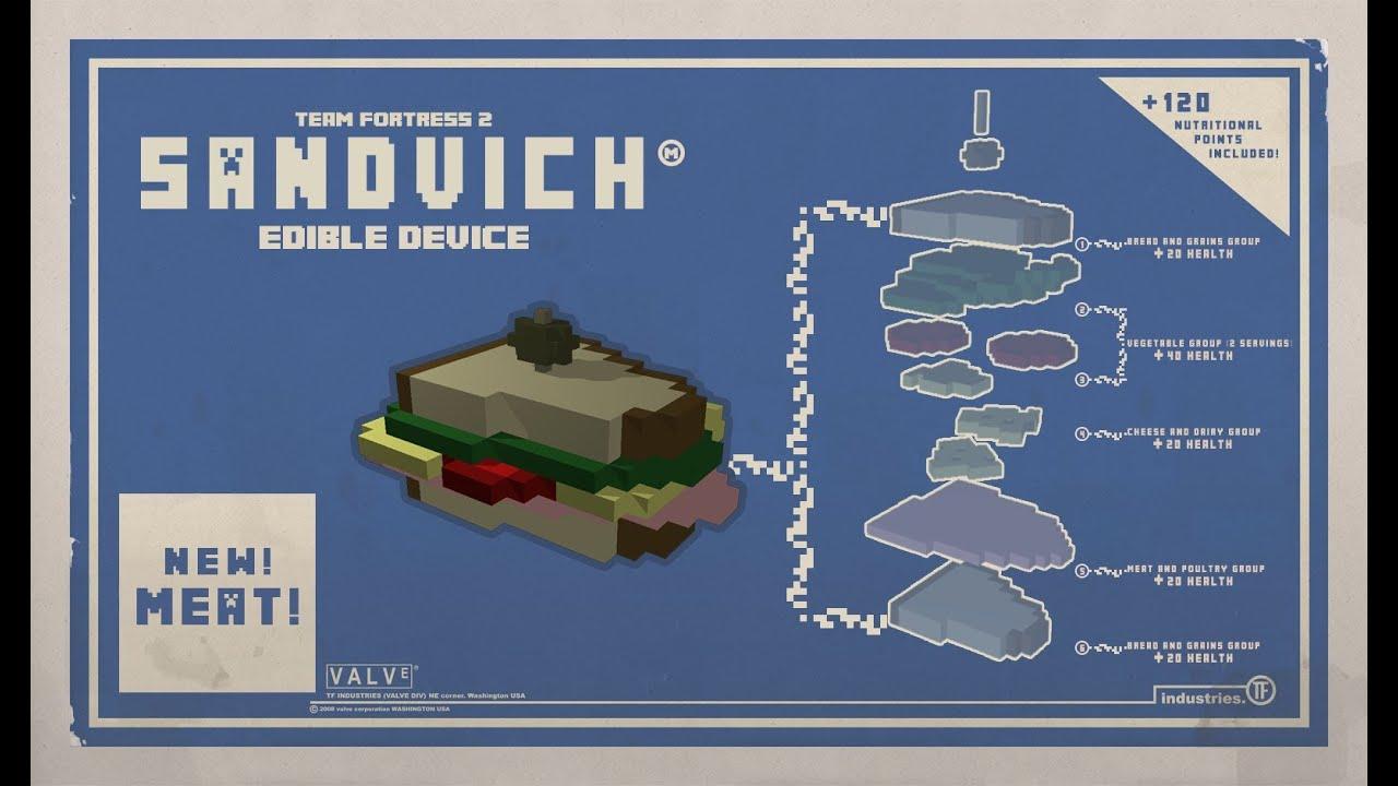 Minecraft Animation Wallpaper Meet The Sandvich In Minecraft Youtube