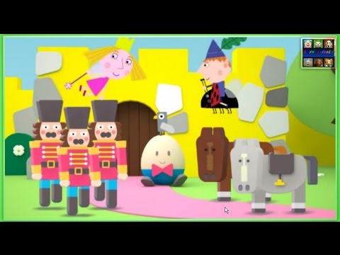 Ben and Holly's Little - Humpty Dumpty