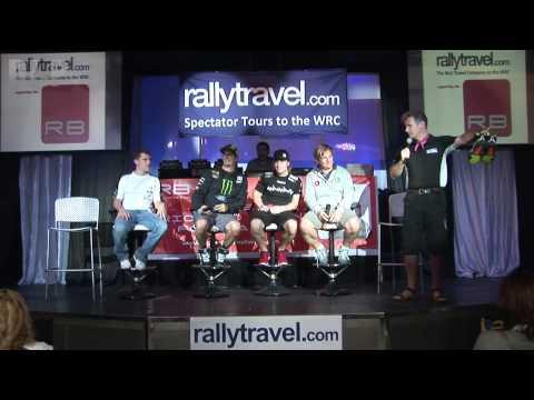 Rallytravel Forum - The RBF Auction (Ken Block, Mads Østberg, Henning & Matthew Wilson) [HD]