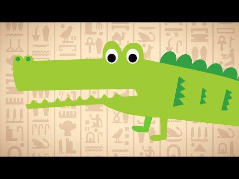 Ide Zmija Running Snake Amazing Cartoon Music Video