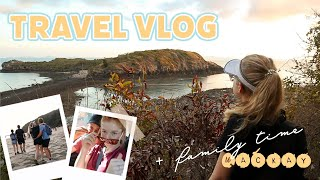 Travel VLOG! Family + Adventure & Cooking!
