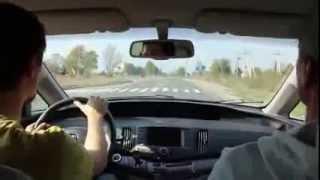тест электромобиля BYD e6 BYD e6