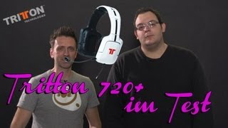 Der große Headset-Test - Tritton 720+ - obere Kategorie