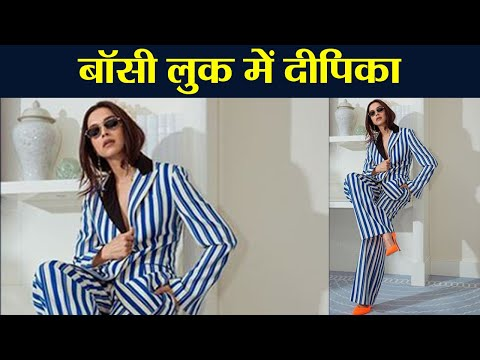 Deepika Padukone flaunts her bossy look in pant suit at Cannes 2019 | Boldsky Mp3