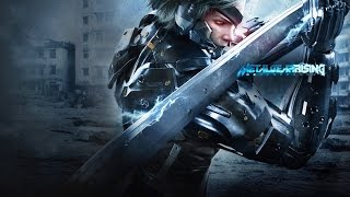 Metal Gear Rising: Revengeance - Android Gameplay