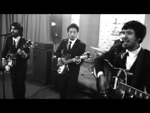 Los Bichos - A Hard Day's Night