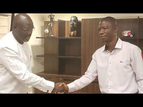 Liberia best Lawmaker Hon. Yekeh Kolubah joins the collaborating political  On LB ONLINE TV
