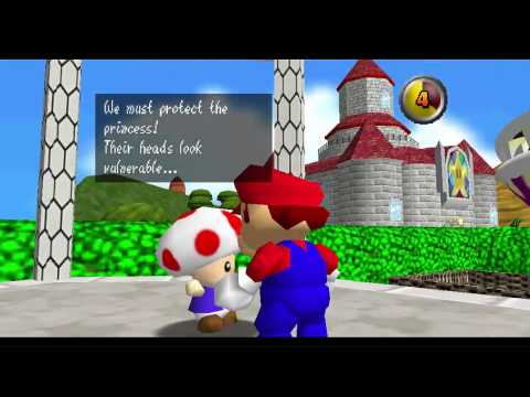 Let's Play Mario 64 Last Impact - Part 1: The One Puff