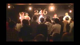 とんがりぼうし オールナイト遊ばん発表 2015,11,13 at 246京都.