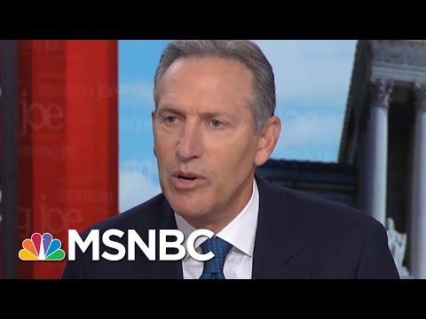 Howard Schultz Wants Less For America Than For Starbucks   The Beat With Ari Melber   MSNBC Mp3