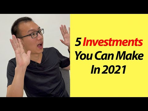 5 Best Investments You Can Make In 2021