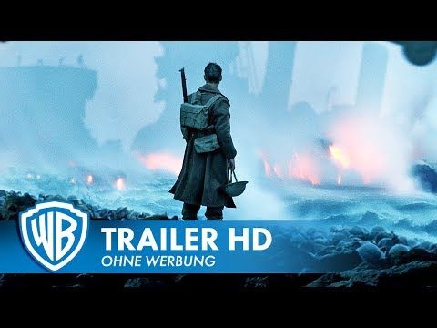 DUNKIRK - Trailer #2 Deutsch HD German (2017)