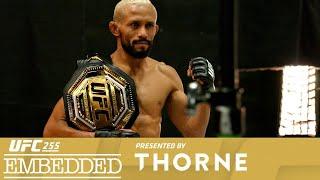 UFC 255: Embedded - Эпизод 5 смотреть онлайн в хорошем качестве - VIDEOOO