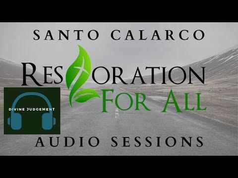 Santo Calarco - Divine Judgement