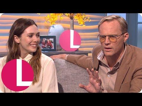 The Infinity War Plot Was Kept a Total Secret From Paul Bettany and Elizabeth Olsen  Lorraine