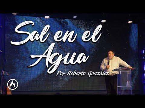 Sal en el Agua - Roberto González