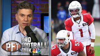 Arizona Cardinals set for leap with Kyler Murray, DeAndre Hopkins | Pro Football Talk | NBC Sports