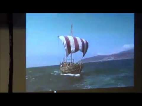 The Phoenician Expedition Crossing the Atlantic