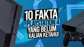 10 PS4 FACTS You Probably Didn't Know