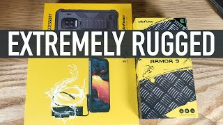 Huge Rugged Phone Ulefone Armor 9E With Endoscope - Full Test amp Review