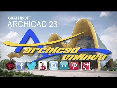 ARCHICAD 23 Presentación: Lo nuevo en Archicad 23