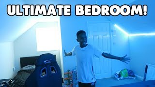 Building The Ultimate Bedroom for a Teenager!! | EP1