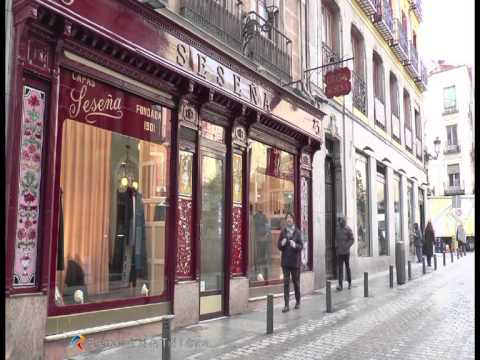 Madrid travel Spania