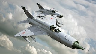 [HD only] MiG-21 and Su-22 Compilation!