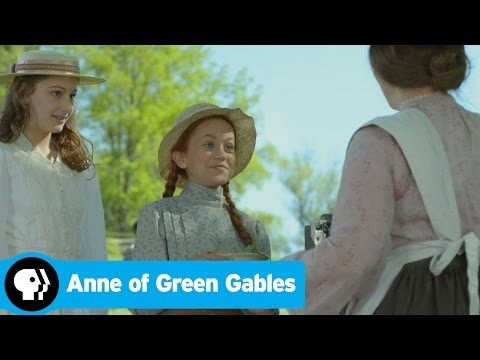 ANNE OF GREEN GABLES |