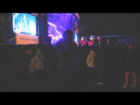 Pozdrowienia z koncertu Jessie Ware - LFO 2015