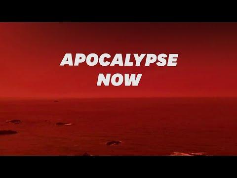 En Australie Ravagée Par Les Feux, Le Ciel Et L'océan Sont Devenus Orange