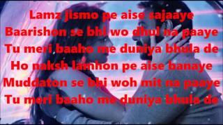 Darkhaast Full Clean Karaoke (Original) with Lyrics  Shivaay 
