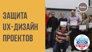 Защита ux-дизайн проектов | Русская Школа Сервисного Дизайна