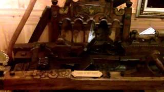Sindelar's Traveling Tool Museum Presented By Woodcraft