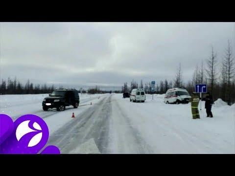 Подробности аварии со «скорой» на трассе Пангоды - Правохеттинский. Время Ямала