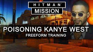 Hitman Mission 1 - Poisoning Kanye West - Let