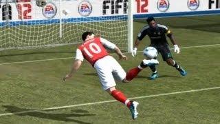 Fifa 12 Scorpion Kick Goal HD