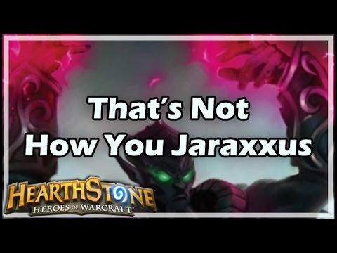 you meet jaraxxus wowpedia