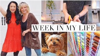 Week In My Life: sewing, hiking & a beauty pageant!