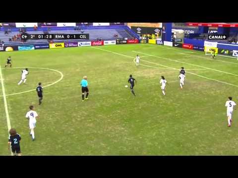 Celta - Real Madrid - XXI torneo nacional Alevín Blue BBVA de Fútbol 7 (Lima-Peru)