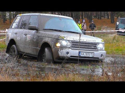 Range Rover Vogue in MUD [OffRoad 4x4]