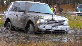 Range Rover Vogue in MUD [OffRoad 4x4]