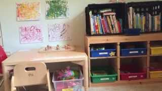 Toddler Curriculum- Typical Day Homeschooling