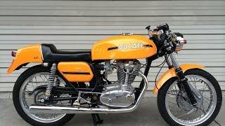 DUCATI 450 Desmo Restoration Perfect condition