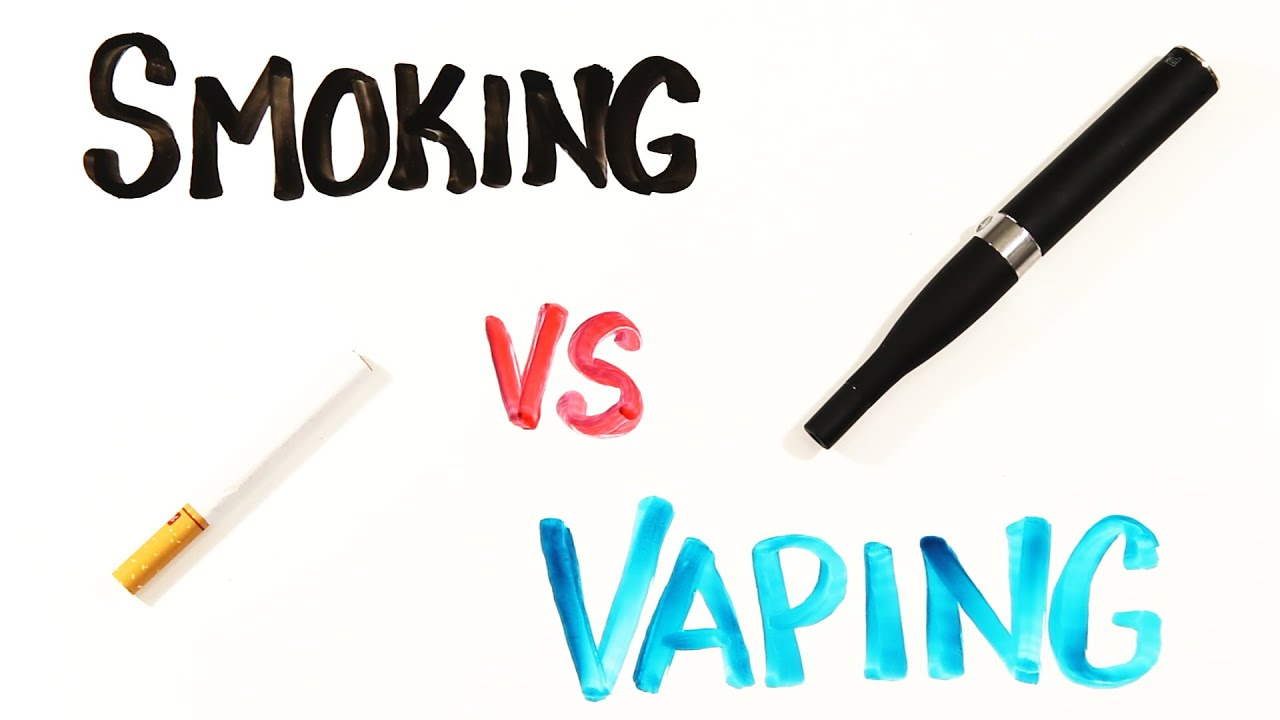 Smoking vs Vaping #1