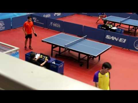 Andrés Martínez vs Felipe Aguilar 1