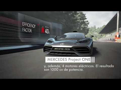 Salón de Frankfurt 2017 - Mercedes Project ONE - Información