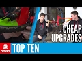 Top Ten Cheap Or Free MTB Upgrades